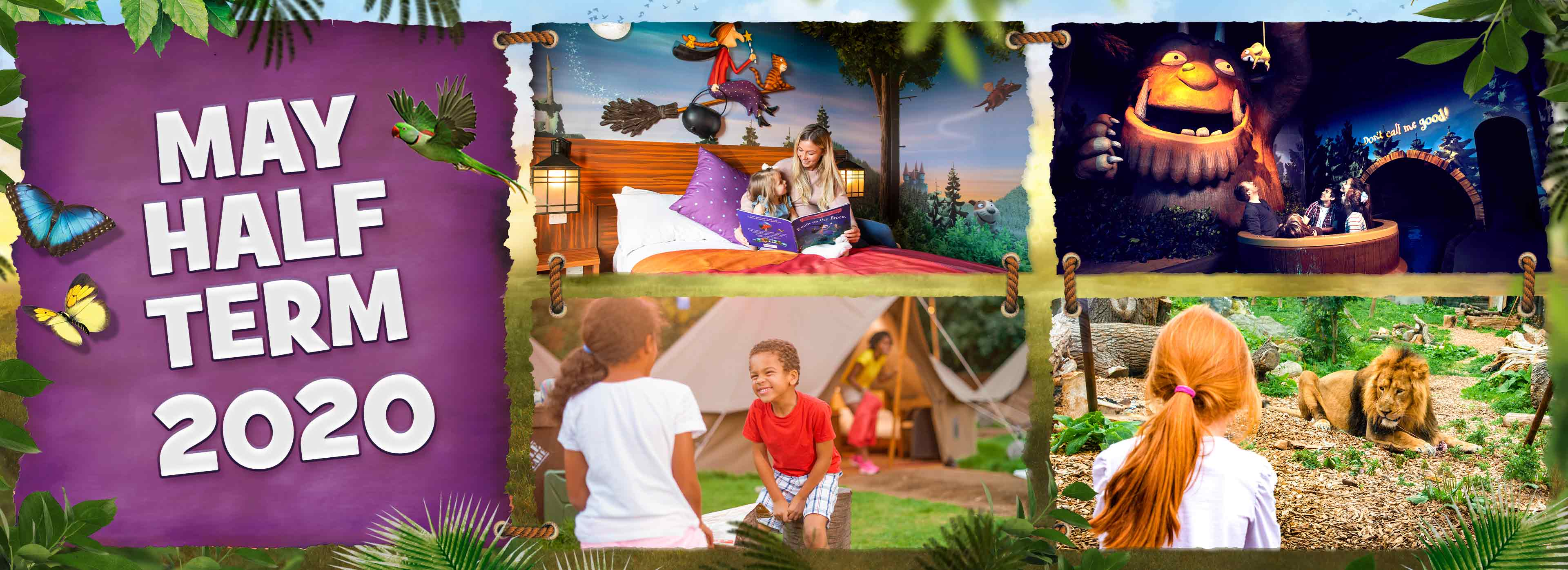 May Half Term 202020 at Chessington World of Adventures Resort