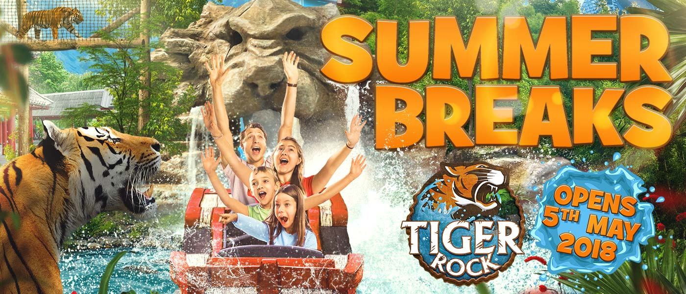 Summer Short Breaks 2018 at Chessington