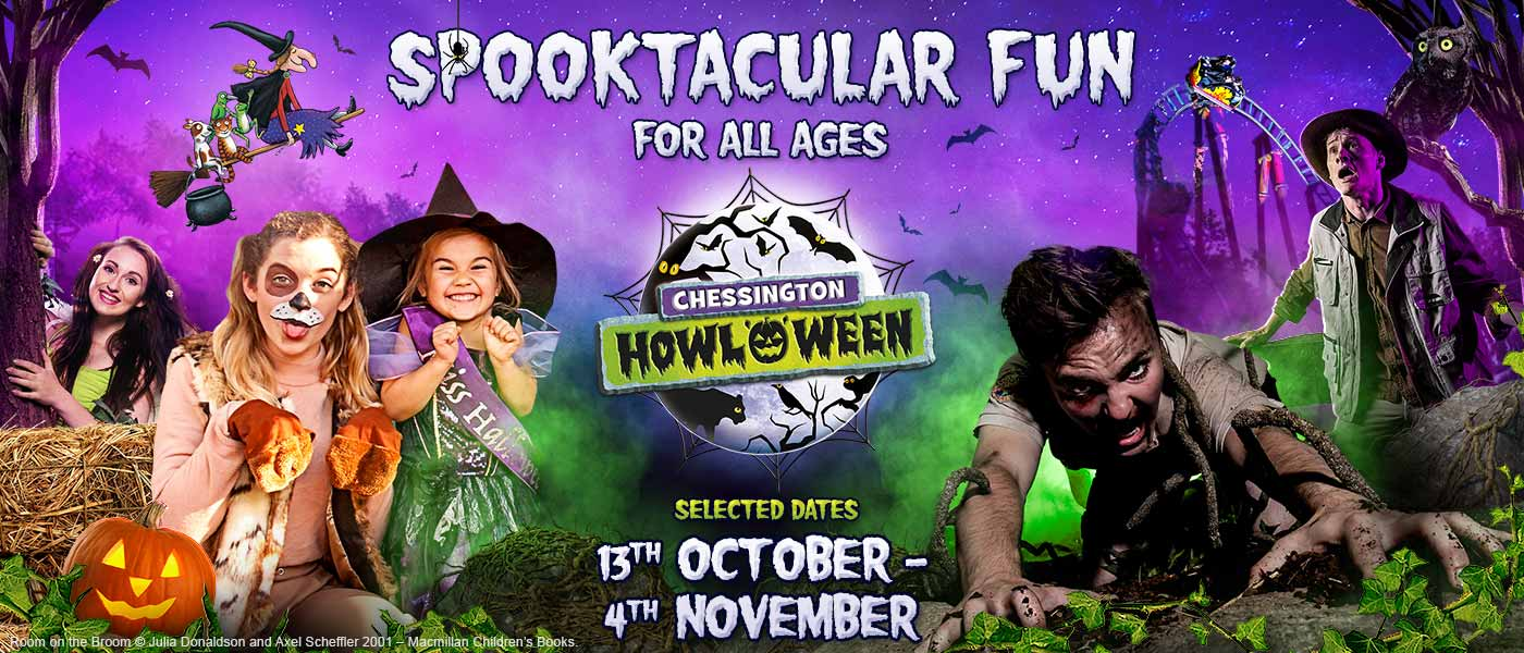 Halloween at Chessington World of Adventures