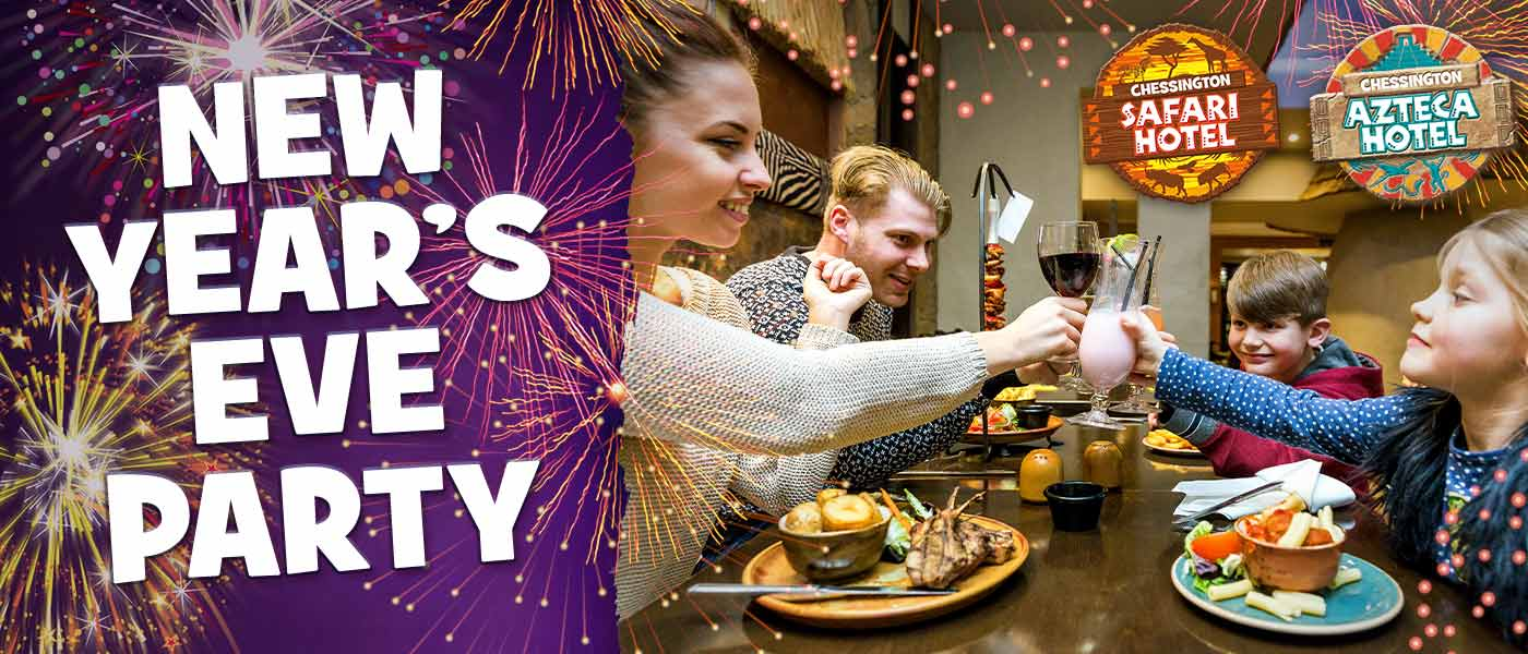 New Years Eve 2019 with Chessington Holidays