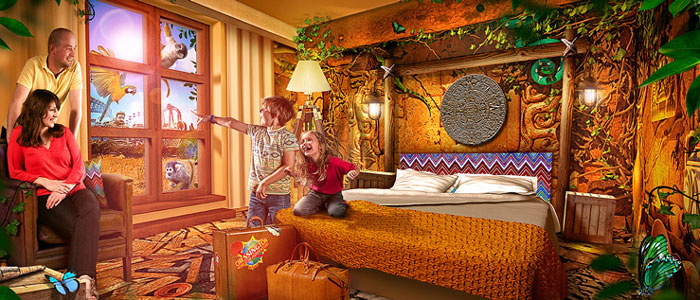 Hotels at Chessington World of Adventures Resort