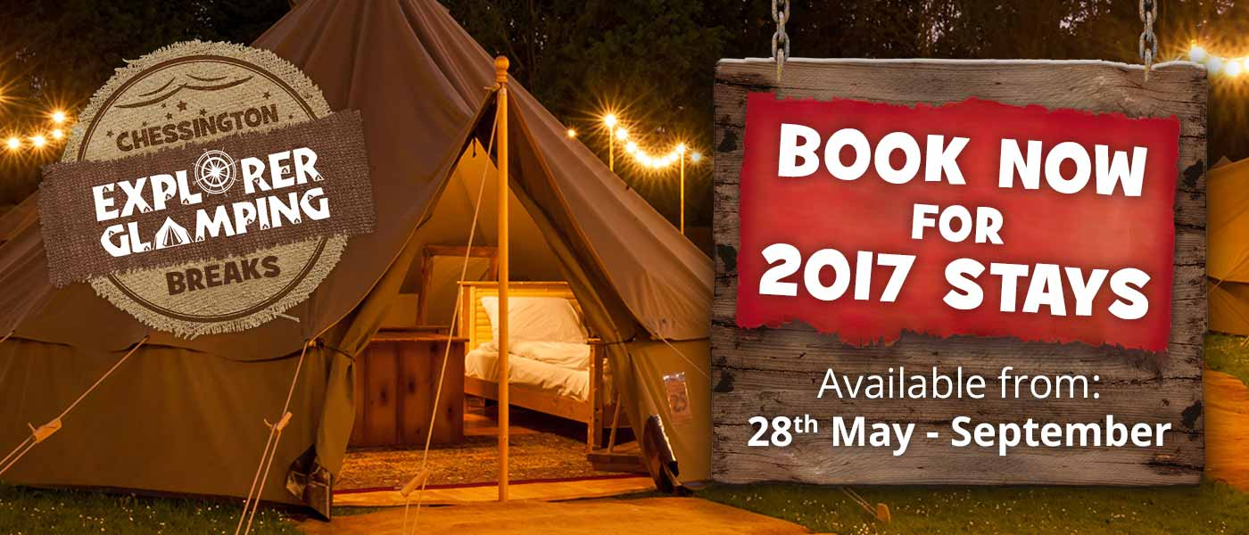 Explorer Glamping at Chessington
