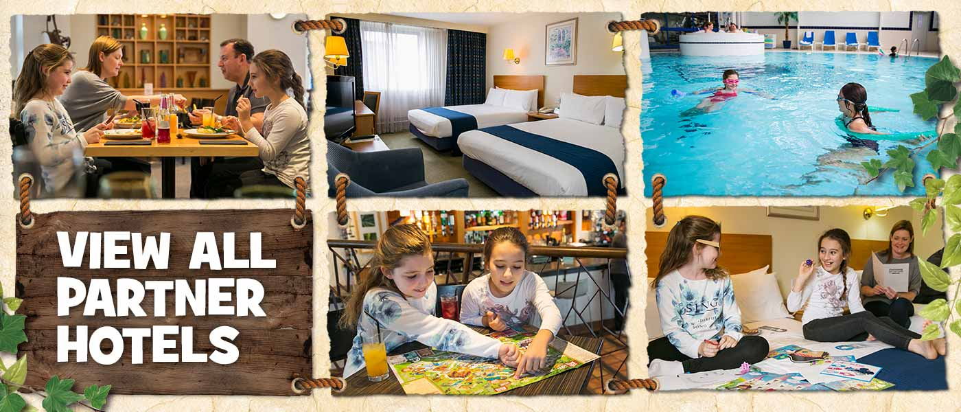 Family-friendly hotels near Chessington World of Adventures