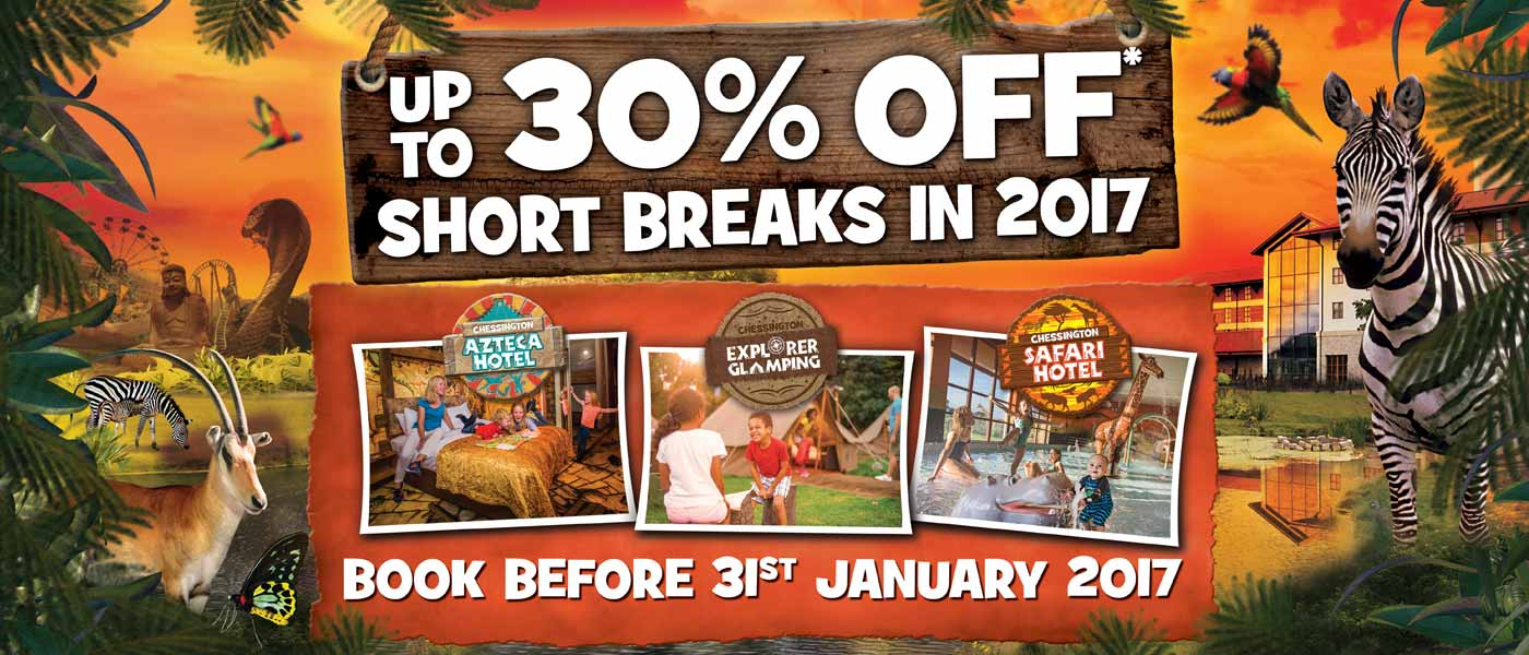 Chessington world of adventures discount coupons