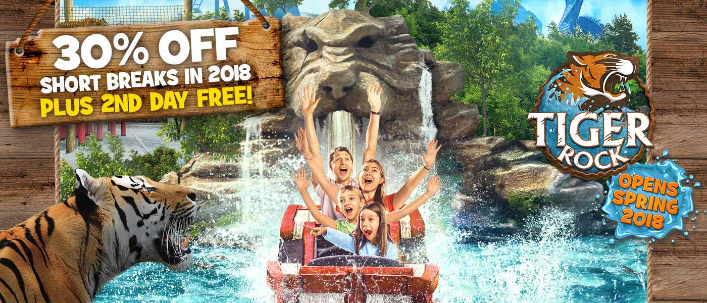 Chessington World of Adventures Resort Early Booking Offer