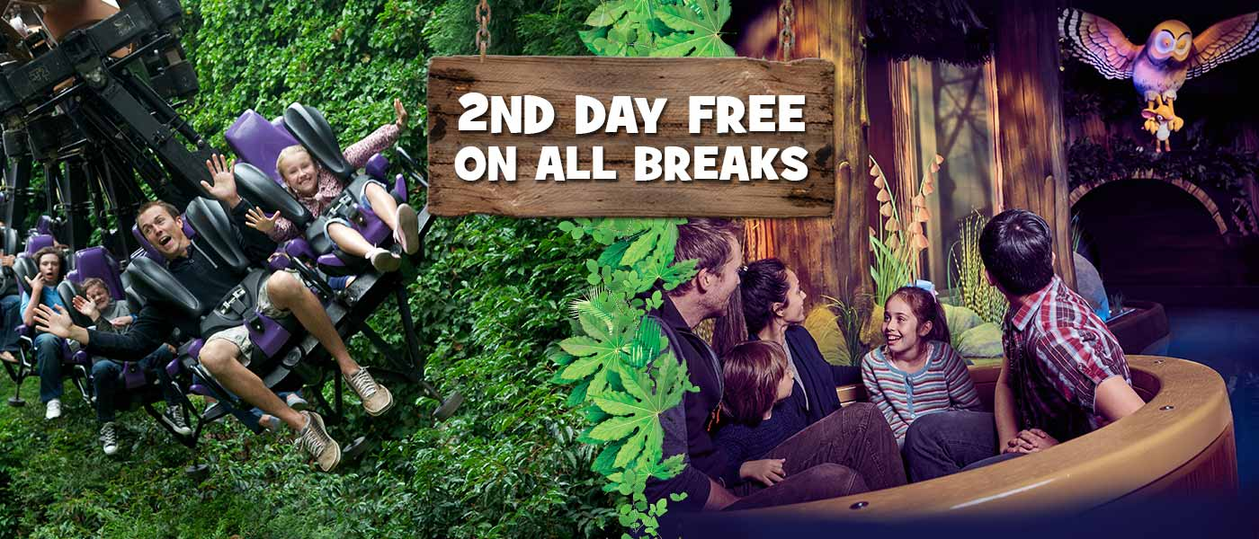 Your package with Chessington Holidays